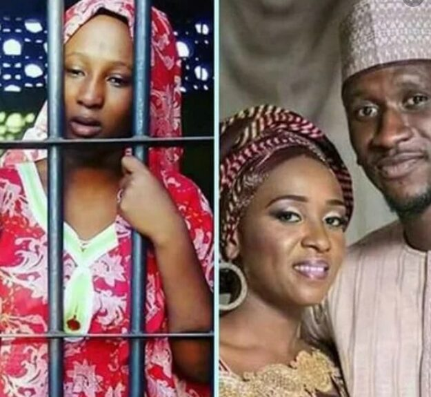 Appeal Court Upholds Maryam Sanda's Death Sentence For Killing Husband, Bilyaminu Bello