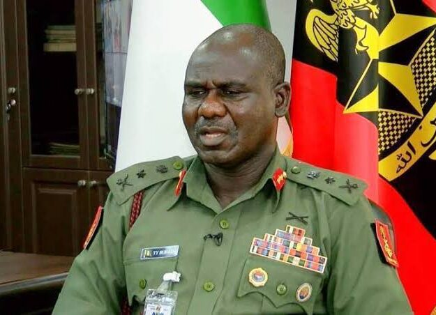 Army Boss, Tukur Buratai Says Terrorism May Continue For Another 20 Years In Nigeria