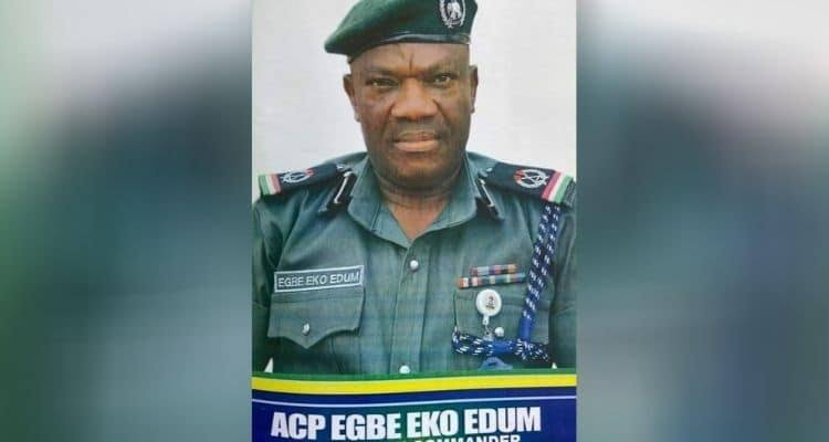 Assistant Commissioner Of Police, Egbe Edum Killed While Visiting His Family In Calabar 1
