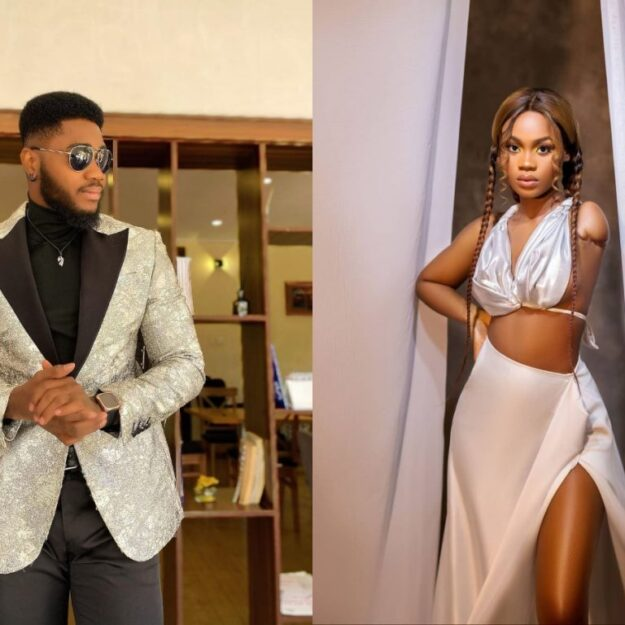 BBNaija: Praise Shares Adorable Photos Of His One-Armed Beautiful Sister On Her Birthday (Photos)