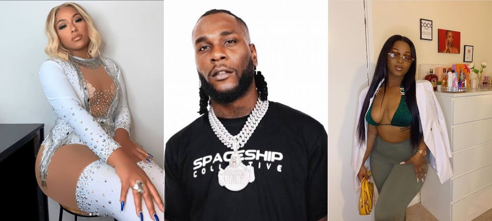 Burna Boy Accused Of Cheating On Stefflon Don With JoPearl, A Girl He Secretly Dated For 2 Years 1