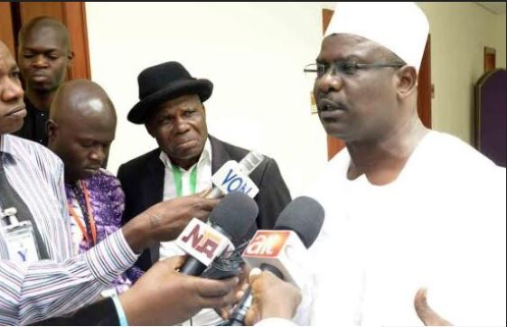 'He Is Not Trustworthy' – Ndume Withdraws As Maina's Surety
