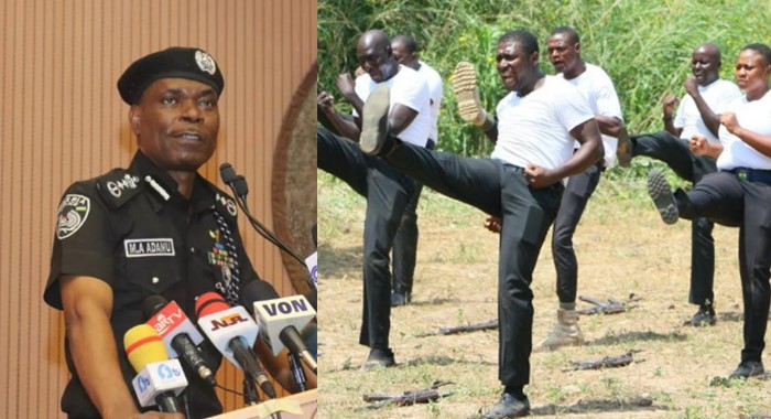 INSECURITY: IGP Adamu Orders Immediate Deployment Of SWAT Officers Nationwide 1