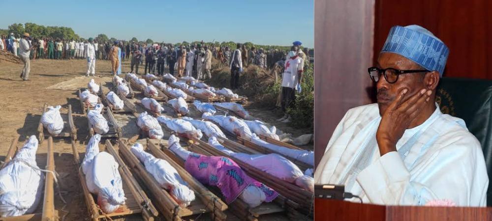 INSECURITY: Northern Elders Demand Buhari's Resignation Over Borno Farmers Killings 1