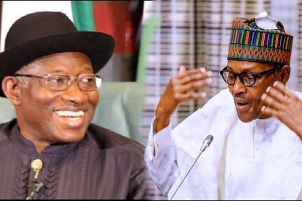 Jonathan pleads for Buhari support