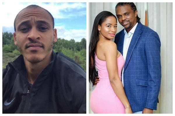 Kanu breaks silence as Odemwingie accuses his wife of wooing him