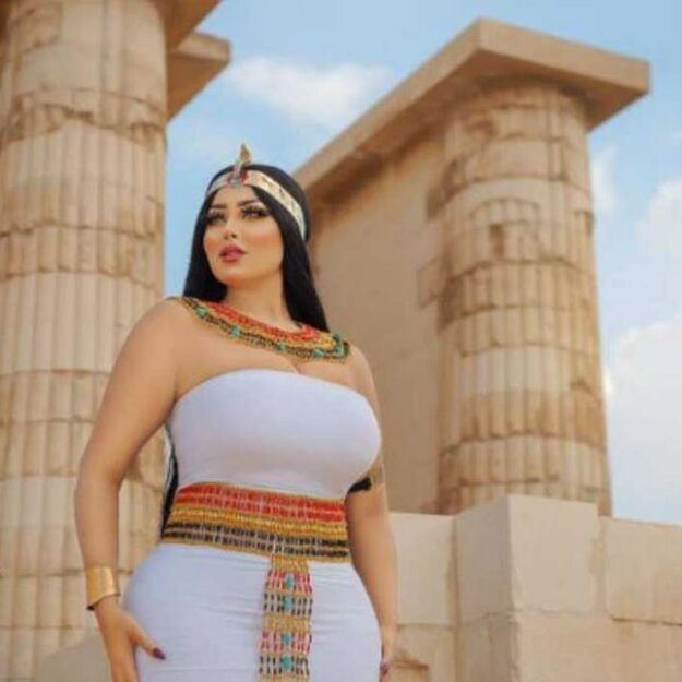Model And Photographer Arrested Over 'S3xy' Photo Shoot At Ancient Pyramid