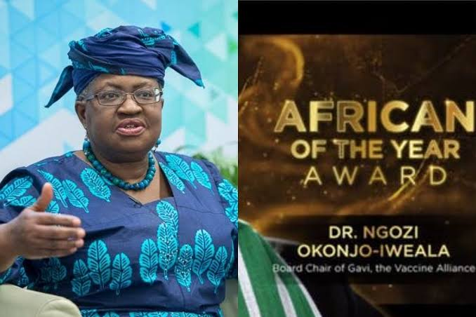 Ngozi Okonjo-Iweala Reacts As Forbes Names Her 'Africa Person Of The Year 2020' 1