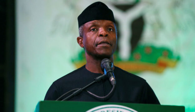 Nigerians imagination, creativity our main reputation, says Osinbajo
