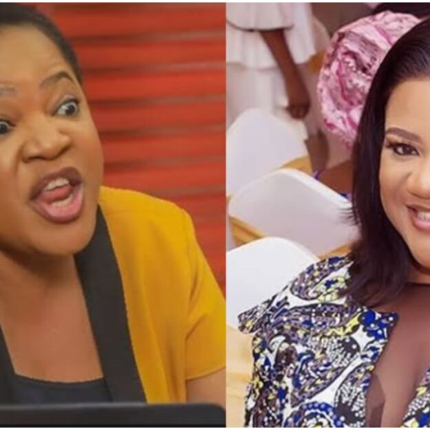 Nkechi Blessing begs Toyin Abraham for forgiveness