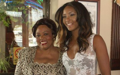 Nollywood star Osas Ighodaro pays tribute to late mum