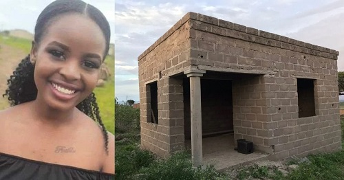 Pretty Lady Who Earns Less Than N50k Salary Shares Photo of House She's Building, Many React (Photo)