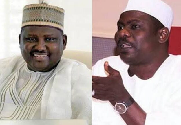 Senator Ndume Says He Will No Longer Be Maina's Surety Because He's Untrustworthy