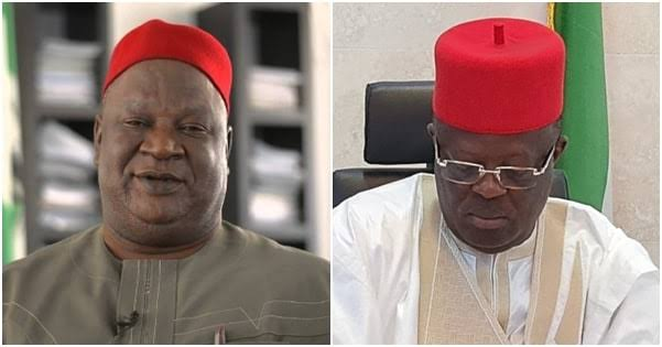 Umahi sacks political appointees linked with Pius Anyim