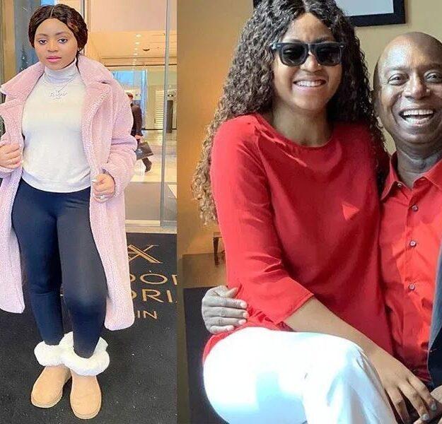 """You Can Marry More Wives""- Regina Daniels Says In Response To Ned Nwoko's Interview"
