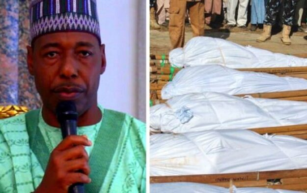 Zabarmari massacre: Implement Zulum's recommendation, northern youth urge FG
