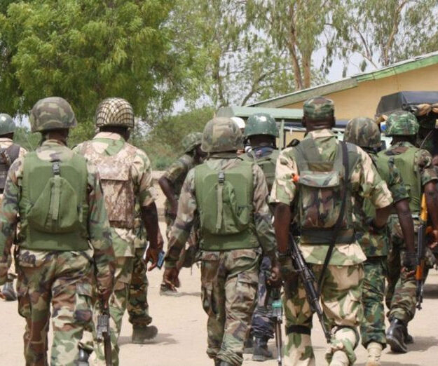 127 Soldiers Have Reportedly Resigned From Nigerian Army
