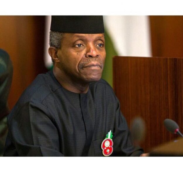 20 Million Nigerians To Be Lifted Out Of Poverty In 2yrs — Osinbajo