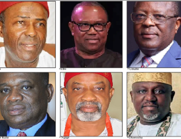 2023 Presidency: Who will run from Southeast?