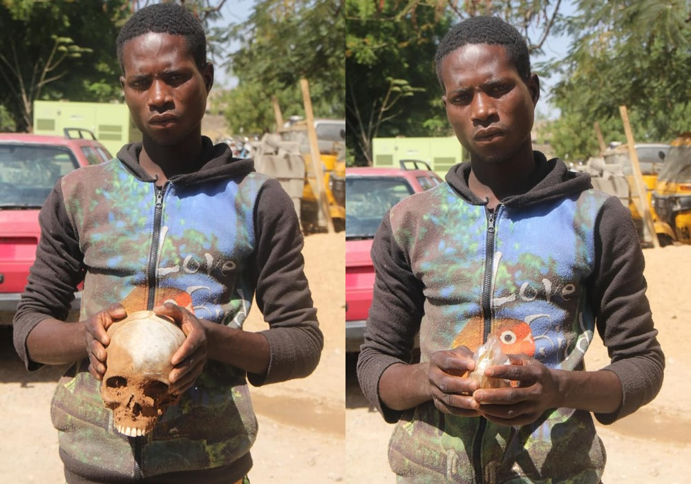 22-Year-Old Man Beheads His Teenage Neighbour, Plucks Eyes For Money Ritual In Bauchi 1