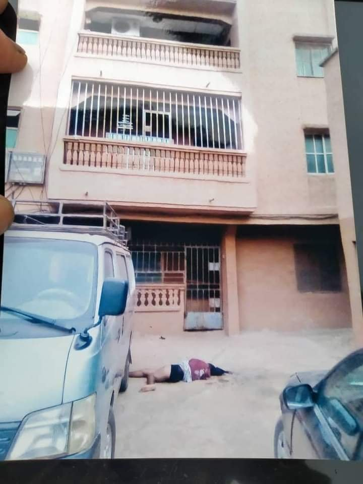 37 year old man push girlfriend 23 from 5 storey building in Onitsha - PHOTOS 2