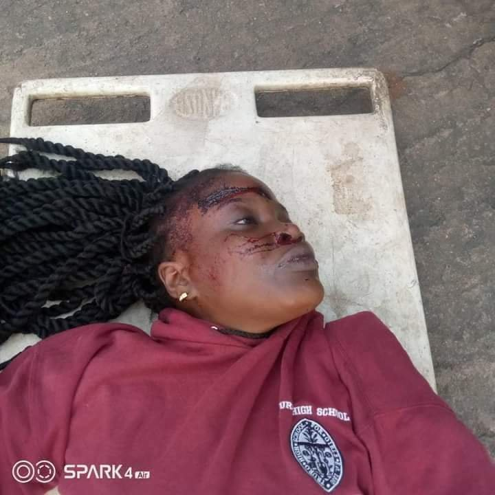 37 year old man push girlfriend 23 from 5 storey building in Onitsha - PHOTOS 3