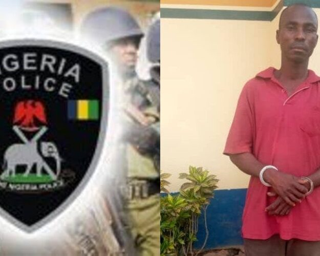 55-Year-Old Man Arrested For Beating His Relative To Death Over Bush Burning In Ogun