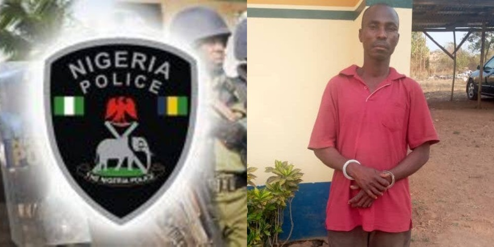 55-Year-Old Man Arrested For Beating His Relative To Death Over Bush Burning In Ogun 1