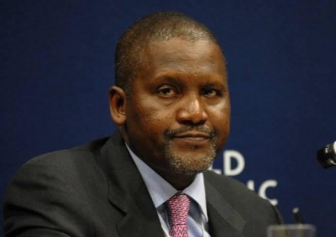 Africa's Richest Man, Dangote Losses $900m In 24 Hours, Drops Down In Billionaire List 1