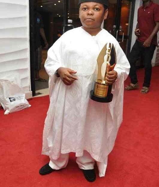 AMAA Awards: Osita Iheme 'Pawpaw' Receives Lifetime Achievement Award (Photo)