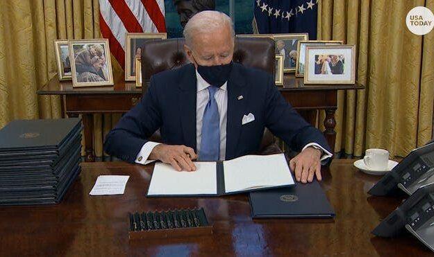 Biden cancels Trump's entry ban on citizens from Nigeria, Eritrea, Yemen, Sudan, others