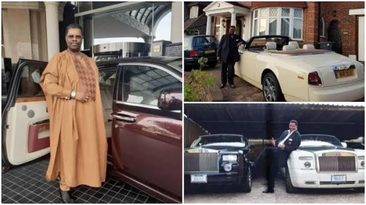 Billionaire Businessman, Bolu Akin-Olugbade Dies Of COVID-19 Complications 1