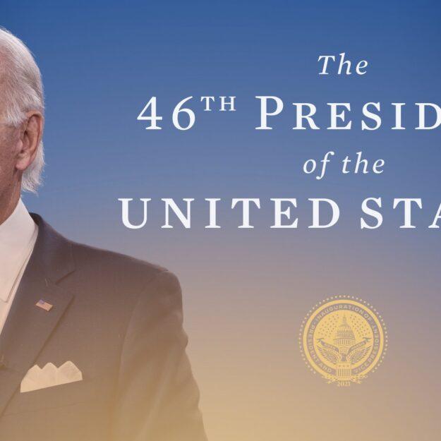 BREAKING: Joe Biden Sworn-In As US President