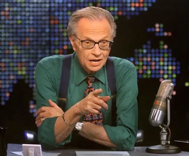 BREAKING! Larry King, Legendary Talk Show Host, Is Dead