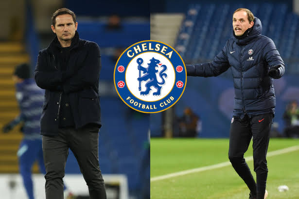 Chelsea Sacks Frank Lampard, Set To Appoint Thomas Tuchel As New Coach 1