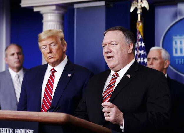 China Imposes Sanctions On 28 Officials In Trump Govt Including Mike Pompeo