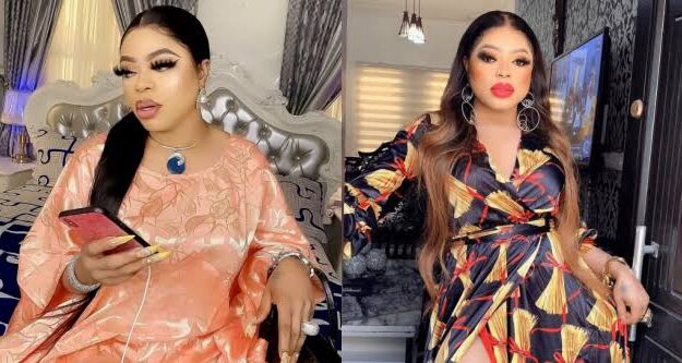 Crossdresser, Bobrisky Says He Want To Spoil Someone's Son On Valentine's Day
