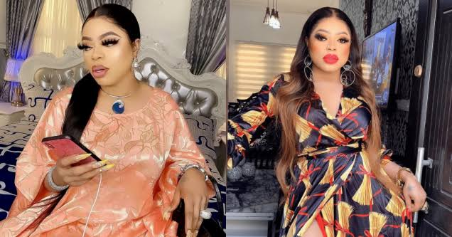 Crossdresser, Bobrisky Says He Want To Spoil Someone's Son On Valentine's Day 1