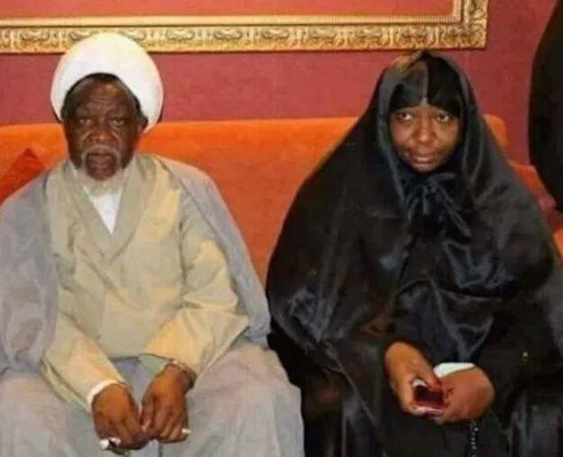 El-Zakzaky's Wife, Zeenah Ibrahim Contracts Coronavirus In Kaduna Prison