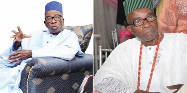 Ex-Finance Minister, Jubril Martins-Kuye Dies In His Residence In Lagos