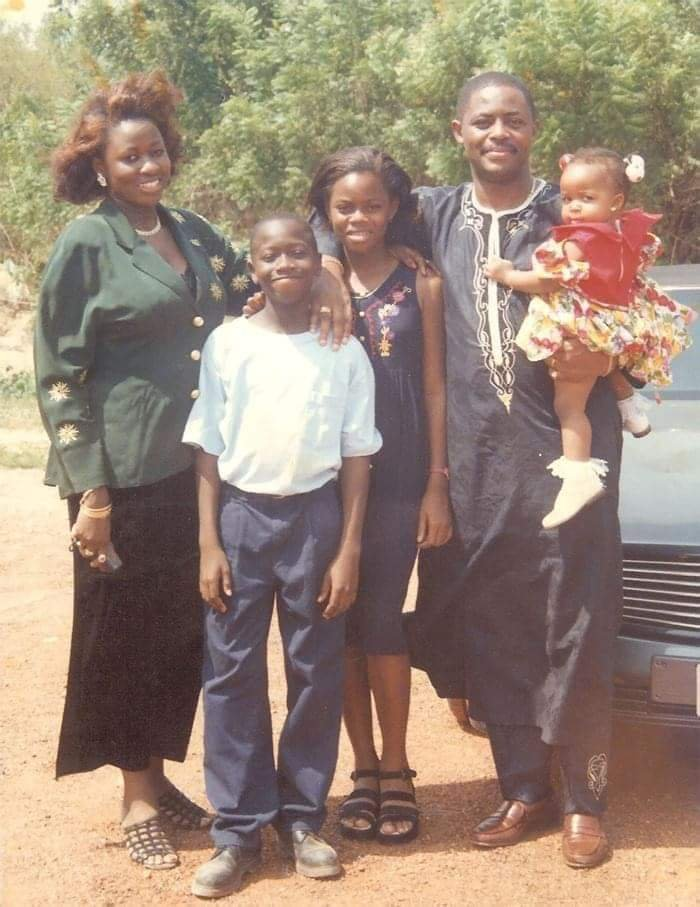Femi Fani Kayode celebrates wife Regina Fani Kayode on her birthday - PHOTOS 5