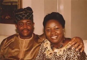 Femi Fani Kayode celebrates wife Regina Fani Kayode on her birthday - PHOTOS 2