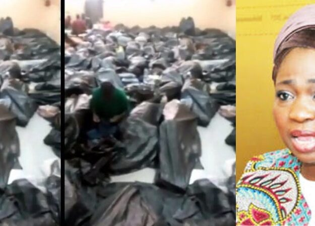FG Reacts As 600 Nigerians Stranded In Saudi Arabia Call For Help To Return [Video]