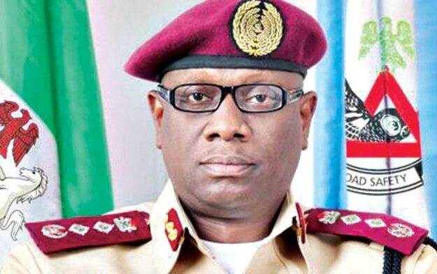 FRSC boss meets with transport stakeholders on road safety measures