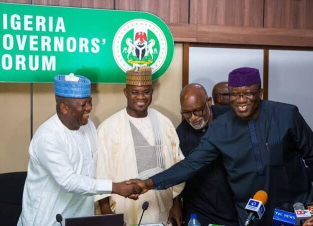 "Governors Dismiss Yahaya Bello's Claim That COVID-19 Vaccines Are ""Meant To Kill"""