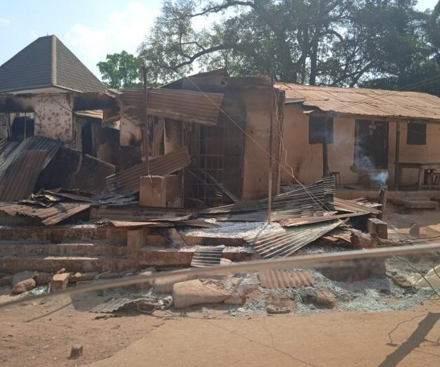 How monarch's killing sparked burning of houses, cars in Enugu community