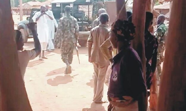 How Soldiers Escorted Herdsmen To Ogun Villages And Flogged Residents For Rejecting Herders