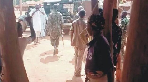 How soldiers victimized villagers for rejecting Fulani herdsmen