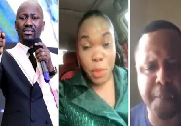 IGP orders probe of Apostle Suleman for allegedly sleeping with pastor's wife