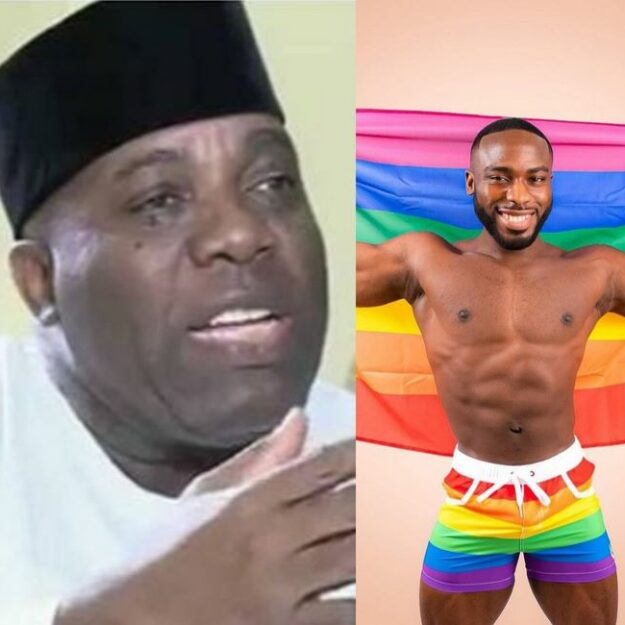 """I'm Gay"" – Bolu Okupe, Son Of Ex-Presidential Aide Doyin Okupe Opens Up"